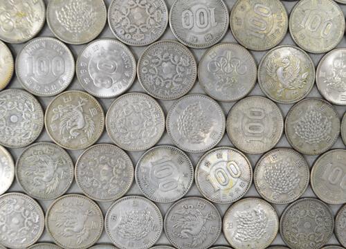 旧100円玉で価値のある年号はある?古い100円硬貨の古銭買取について徹底解説!