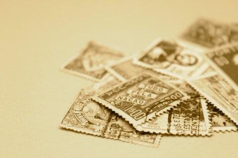 不要な切手は処分の前に切手の価値を知っておこう!
