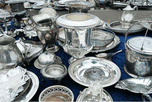 銀食器の買取相場は?買取対象の種類や高く売れるブランドをご紹介