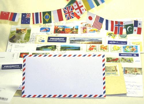 国際文通週間シリーズ切手の種類を紹介!それぞれの価値と買取相場はどれくらい?