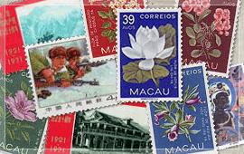 アジア圏の切手