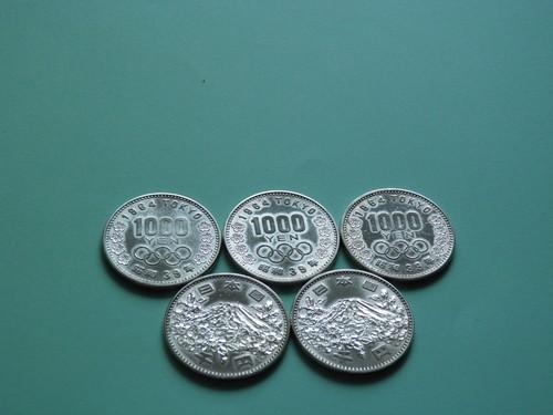 銀貨を買取に出す前に知っておきたい価値や査定ポイント