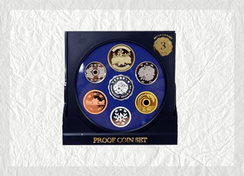 コレクション価値の高い貨幣セットを種類ごとにご紹介!