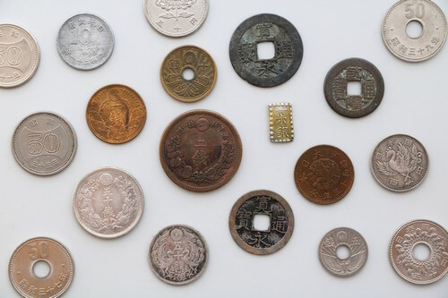 慶長豆板銀の価値はどのくらい?種類によって買取価格が大幅に変わることもある?