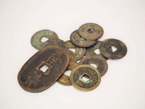 古銭や記念硬貨が不要になったときの処分方法について