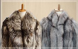 フォックスの毛皮は買取でも需要が高い?産地や毛皮の特徴について