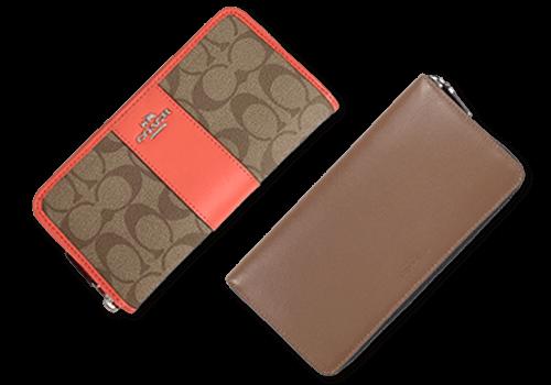 f63b8a32ce6a コーチ(COACH)の財布の買取相場は本当に安い?少しでも高額で買取って ...