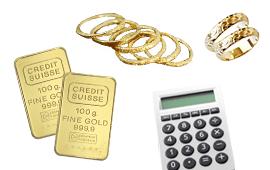 【金コラム】買取と純度の関係
