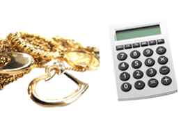 【金コラム】価格の計算方法