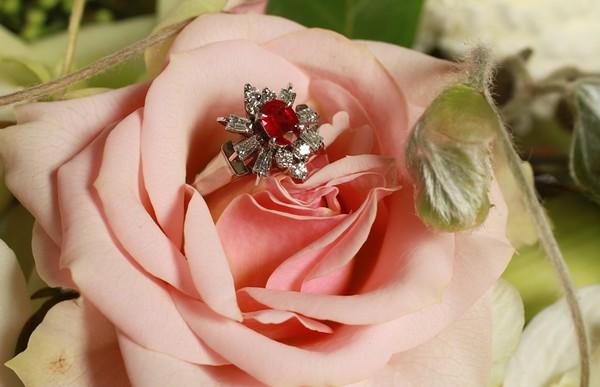 情熱の宝石ルビーの持つ力と意味とは