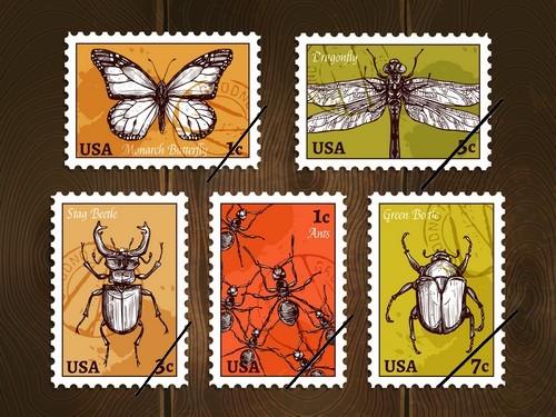 【種類別】切手の大人気デザイン!切手の価値はどう決まる?