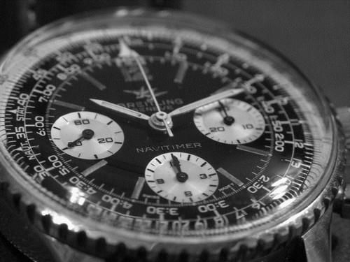 クロノグラフの代表的腕時計ブライトリングの魅力に迫る!