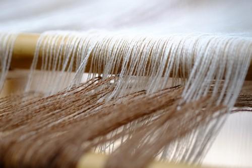 真っすぐに伝統を守り続ける芭蕉布