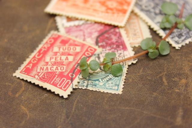 「台紙貼り切手」とは?切手を高額買取してもらうテクニック