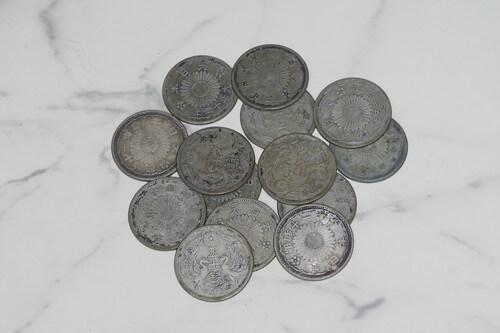 50銭の買取価格はどのくらい?古銭買取の相場
