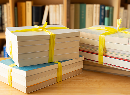 遺品整理で本が大量に出てきた時に。本をまとめて買い取ってくれる場所3選