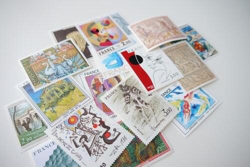 不要な切手は切手買取へ。買取の値段はどれくらいになるの?