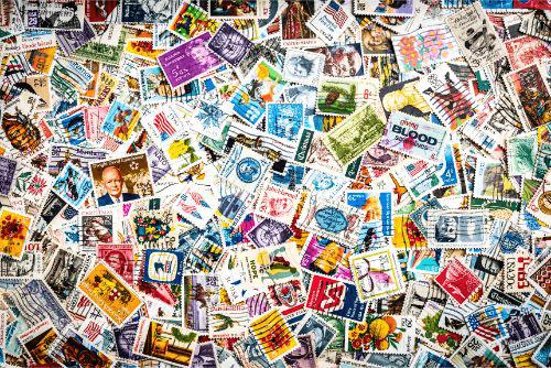 「20世紀デザイン切手」の種類と価値をご紹介!