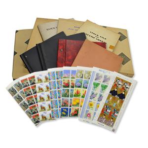 大量の切手コレクション買取