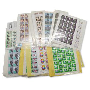 特定シリーズの大量の切手買取
