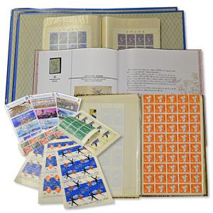 切手コレクションの買取