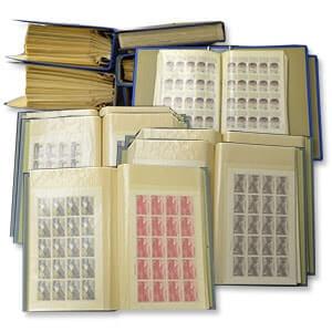 収集をやめて眠っていた大量の切手
