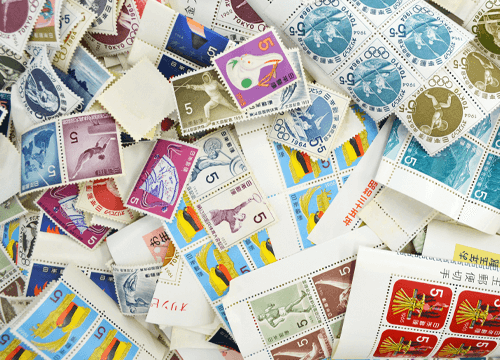 切手カタログの評価額と実際の買取価格は同じ?正確な買取価格を調べる方法