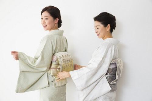 着物の着付けに必要な小物とは?着物の種類別にご紹介します!