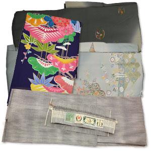 友禅や証紙付き結城紬など含んだ着物の買取