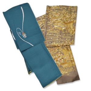 辻村寿三郎や金糸を使用した着物の買取