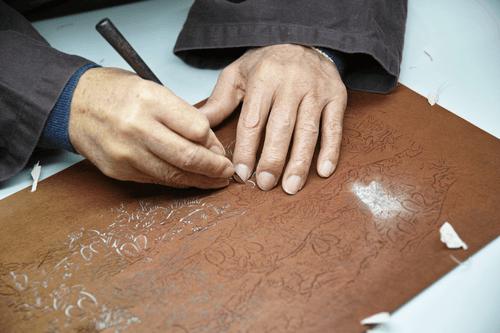 型紙彫刻師・人間国宝「児玉博」の着物の特徴や買取価格とは?