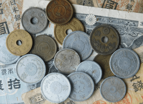 旧硬貨って価値はあるの?