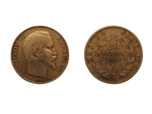 ナポレオン金貨の買取相場や高く買い取ってもらう方法まとめ
