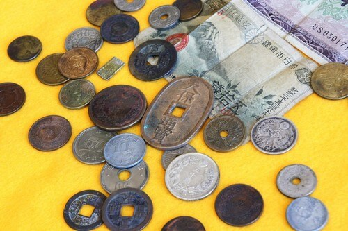 昔のお金の買取価格は?銀行交換よりも古銭買取がおすすめ!