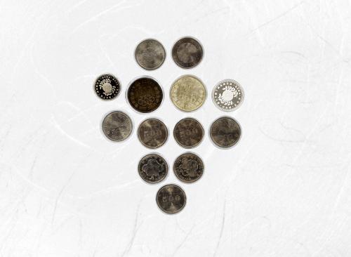 汚れた古銭・コインは洗うと買取価値が下がる?古銭の適切な洗浄方法と保管方法をご紹介