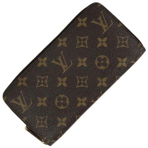 ルイヴィトン財布で人気モデルのジッピーウォレット買取まとめ
