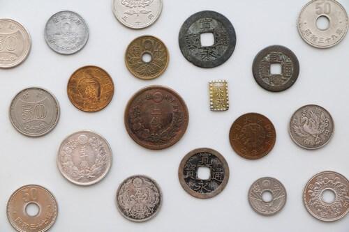 古金銀の買取価値を解説!種類一覧や高値になるポイント
