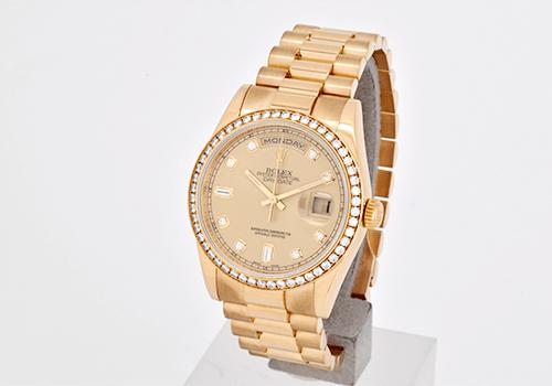 18金時計の魅力とは?古い時計にも驚きの価値がある?!