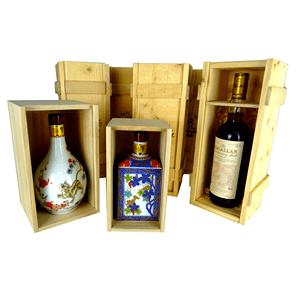 高級洋酒マッカランや響21年をはじめ著名な洋酒ばかり38本で驚きの買取価格に!