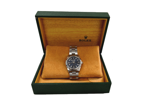 箱や保証書がない腕時計は買取に出せる?
