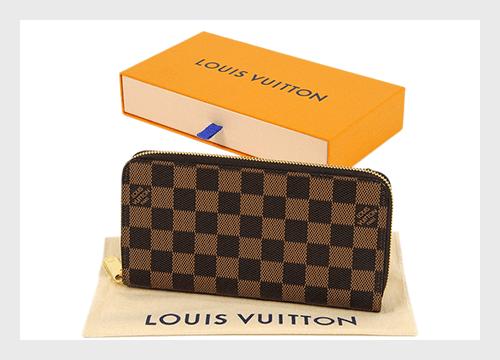 ルイヴィトン財布の買取価格はどれくらいになる?イニシャル入りでも売れる?