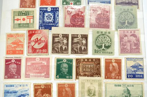 戦前切手買取